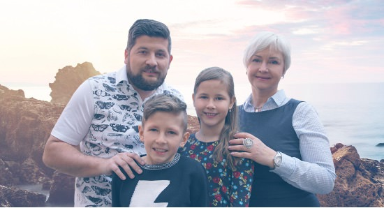 ušetřit pro rodinu